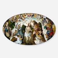 The Baptism of Christ Decal
