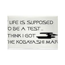 Life is a Test - the Kobayashi Maru! Magnets