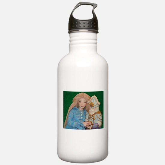 Clara and the Nutcracker Water Bottle