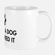 I kissed a dog and I liked it Mug