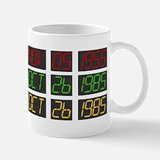 Back To The Future Dashboard Mugs