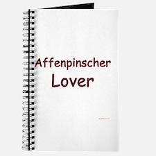 Lover Affenpinscher Journal