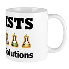 All the Solutions Small Mug