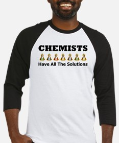 All the Solutions Baseball Jersey