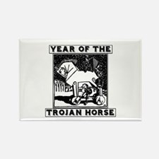 Year of the Trojan Horse Magnets