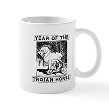 Year of the Trojan Horse Mugs