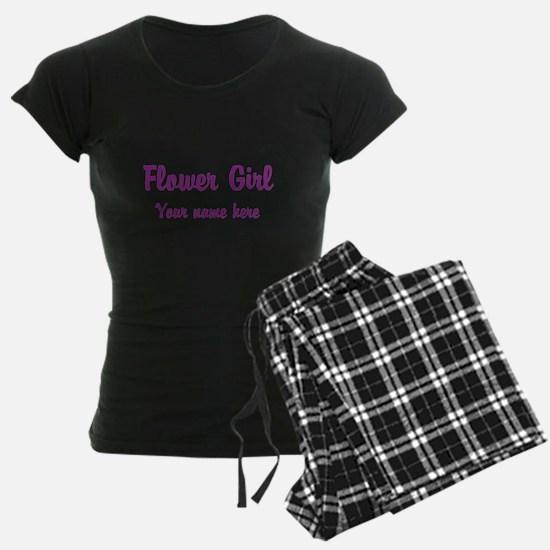 Flower Girl By Name Pajamas