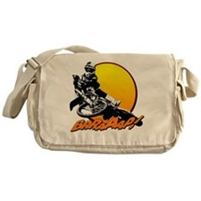 94 sun brap 2 Messenger Bag