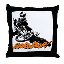 94 brap 3 Throw Pillow