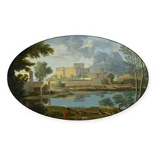 Landscape with a Calm Decal