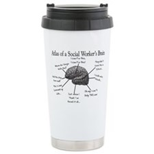 Unique Social workers Travel Mug
