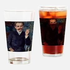 Pierre-Auguste Renoir - Albert Cahe Drinking Glass