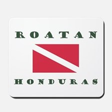 Roatan Dive Design Mousepad