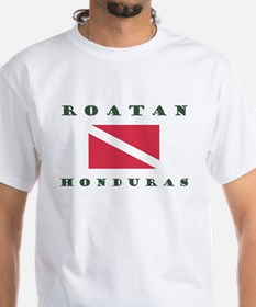 Roatan Dive Design T-Shirt