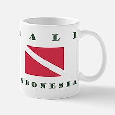 Bali Indonesia Dive Mugs