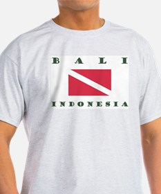 Bali Indonesia Dive T-Shirt