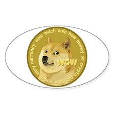 Dogecoin Decal