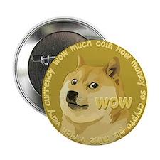 "Dogecoin 2.25"" Button"