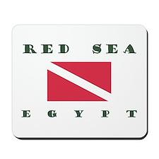 Red Sea Dive Mousepad