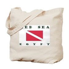 Red Sea Dive Tote Bag
