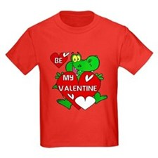 Crocodile Be My Valentine T