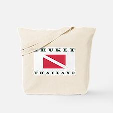 Phuket Dive Tote Bag