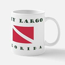 Key Largo Florida Dive Mugs