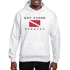 Key Largo Florida Dive Hoodie