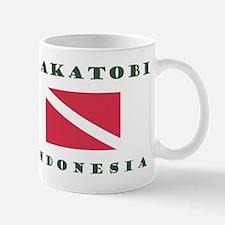 Wakatobi Indonesia Dive Mugs