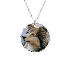 Dog 122 Sheltie Collie Necklace