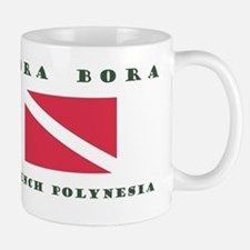 Bora Bora Dive Mugs