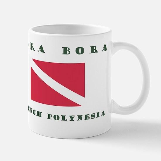Bora Bora Dive Mugs