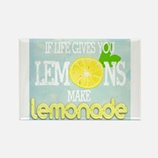 If Life Gives You Lemons Magnets