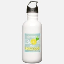 If Life Gives You Lemons Water Bottle