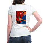Plumbing Jr. Ringer T-Shirt