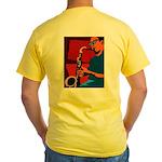 Plumbing Yellow T-Shirt