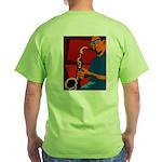 Plumbing Green T-Shirt