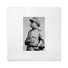 Teddy Roosevelt Queen Duvet