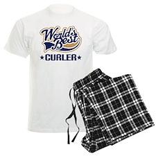 Curler (Worlds Best) Pajamas