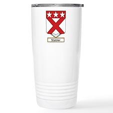 Stabler Family Crest Travel Mug