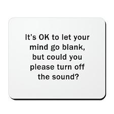 It's OK Mousepad
