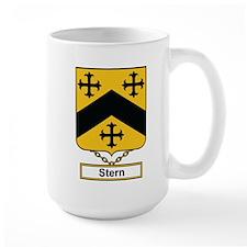 Stern Family Crest Mugs