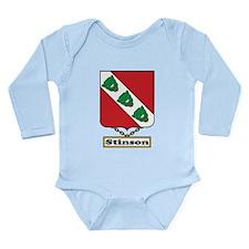 Stinson Family Crest Body Suit
