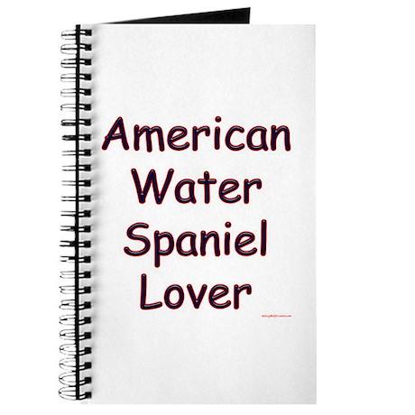 Water Spaniel Lover Journal