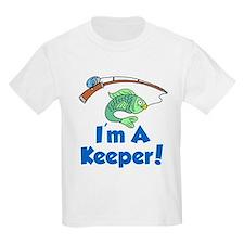 Im A Keeper Fish T-Shirt