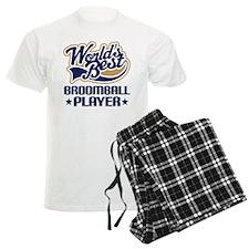 Broomball Player Pajamas