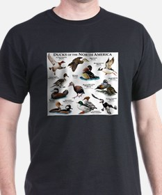 Ducks of North America T-Shirt