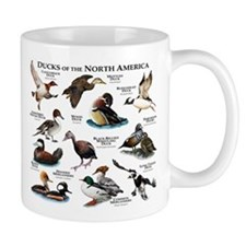 Ducks of North America Mug