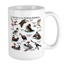 Ducks of North America Mug