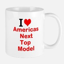 I Love Americas Next Top Model Mugs